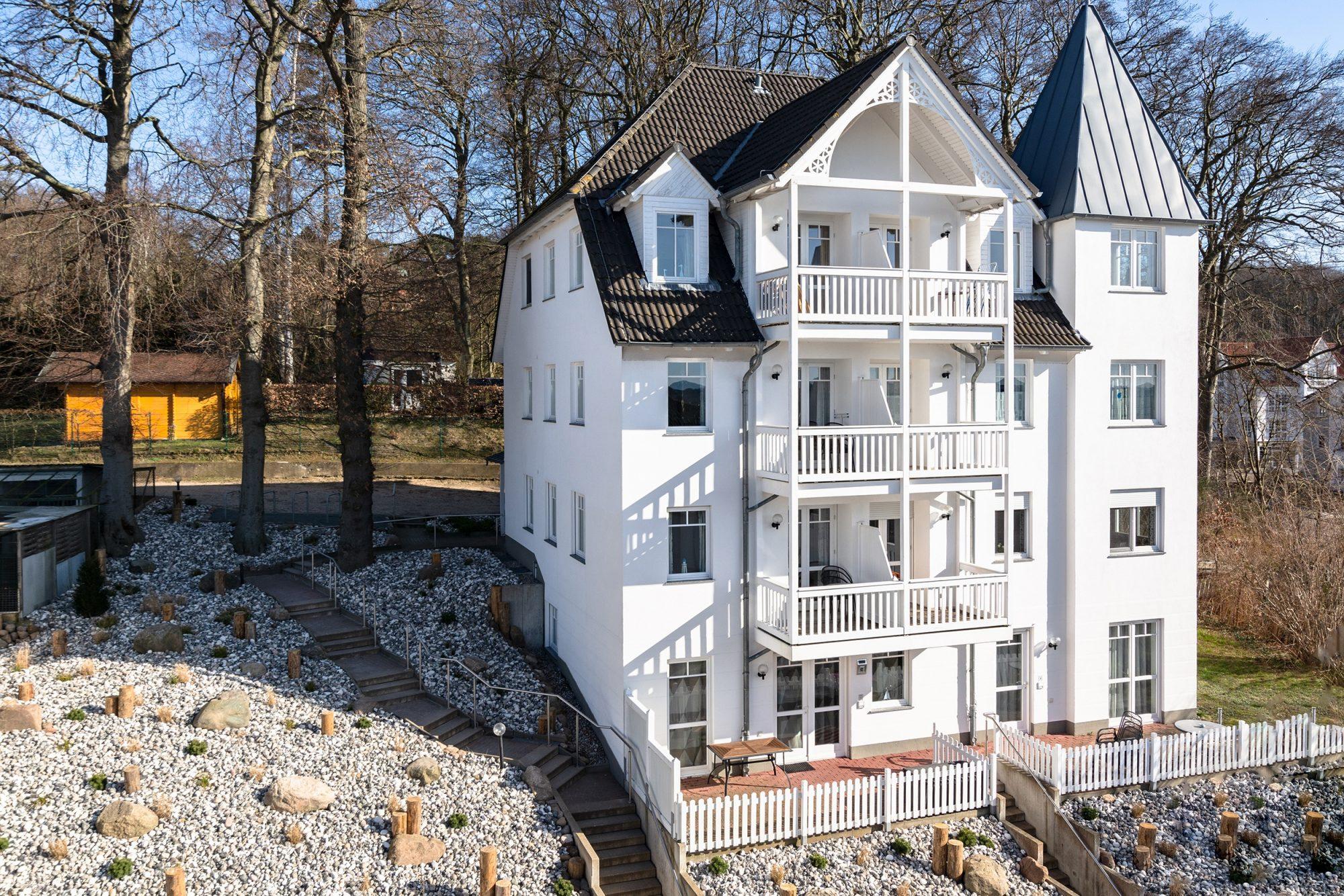 Fotografie Apartmentanlagen - Fotoservice mit Deko (c) TEXTAG GROUP Gabriele Hofer